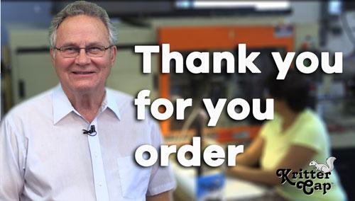 john-thanks-for-order